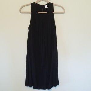 Old Navy plain black tank dress
